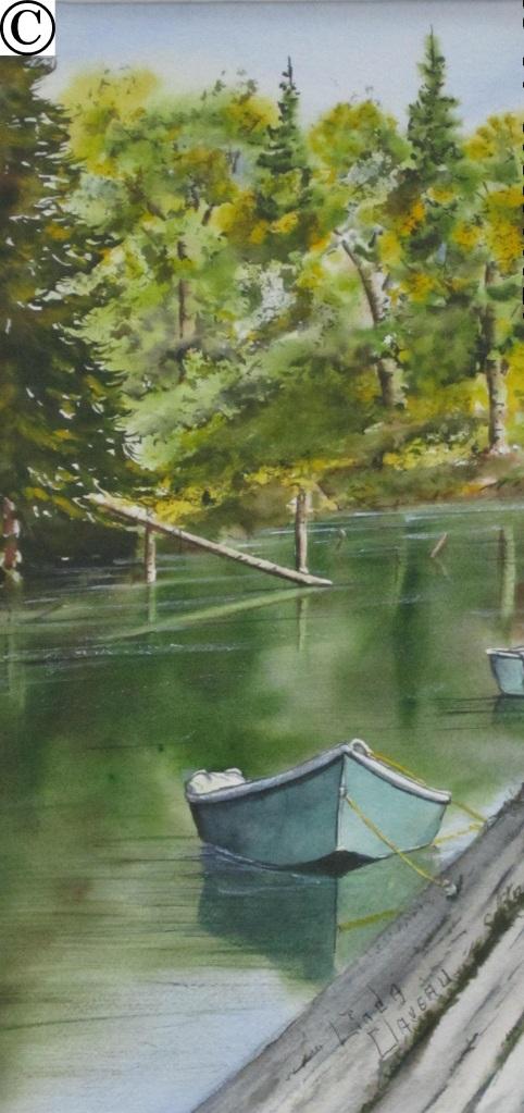 016souvenir de pêche  12 po 6¼ po 2012